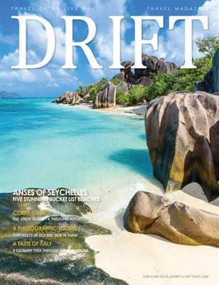 DRIFT Travel Magazine Summer 2021