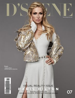 D'SCENE - PARIS HILTON - ISSUE 007