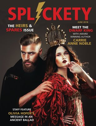 Splickety Magazine June 2018