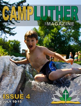 Camp Luther (July 10-15)