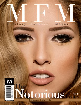 McGlory Fashion Magazine (((VOL 2)))