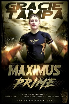 Maximus Jolly Gold Team Poster