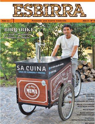 Revista Esbirra Nº8