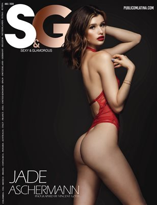 S&G Magazine - JADE ASCHERMANN - Aug 2020 - #15