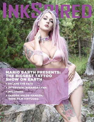 InkSpired Magazine Issue No. 37