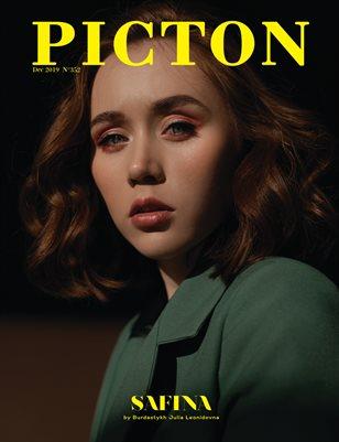 Picton Magazine December 2019 N352 Cover 3