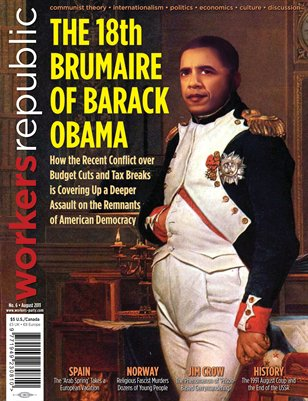 The 18th Brumaire of Barack Obama