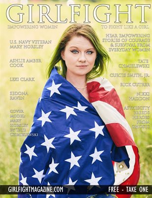 American Patriotic Edition | GIRLFIGHT Magazine, Empowerment Series