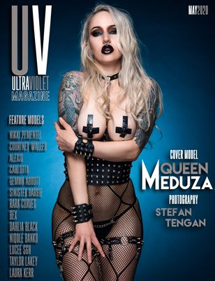 ULTRAVIOLET Magazine: May 2020 Cover One