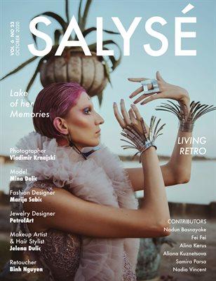 SALYSÉ Magazine | Vol 6 No 23 | OCTOBER 2020 |