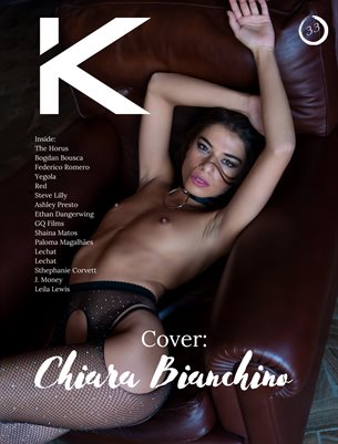 Kansha Magazine Chapter 33 Featuring Chiara Bianchino