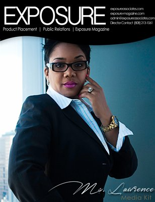 Publicist Tamera Lawrence Media Kit