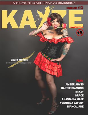 Kayze Magazine issue3 (laura meyers)