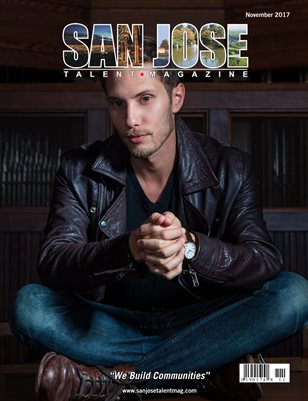 San Jose Talent Magazine November 2017 Edition