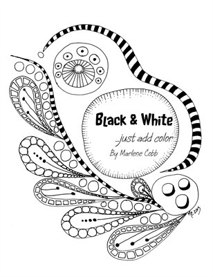 Black & White, just add color