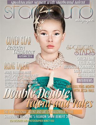 Starbound Magazine - Autumn Issue 2014