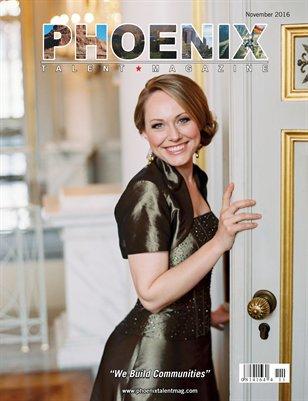 Phoenix Talent Magazine November 2016 Edition