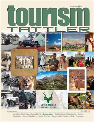 Tourism Tattler April 2013