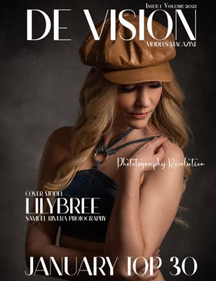 DV Models Magazine_ January Top 30 1/2021