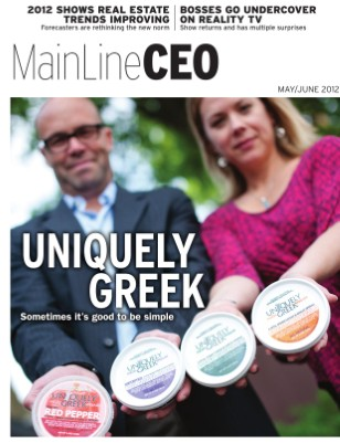 Main Line CEO - May/June 2012