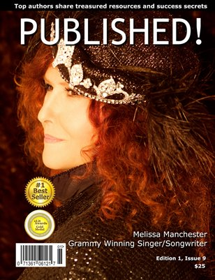 PUBLISHED! Excerpt featuring Melissa Manchester