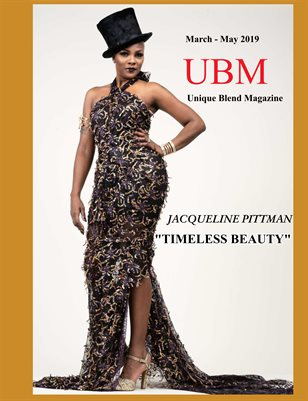 UBM MAGAZINE MARCH - MAY 2019