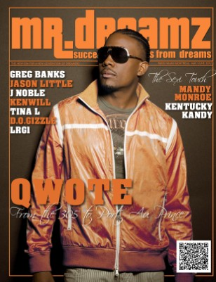 QWOTE MR DREAMZ MAGAZINE