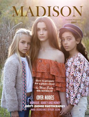 Madison Fashion Magazine # 17