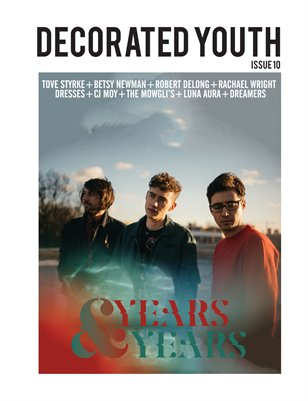 Decorated Youth Magazine Issue #10