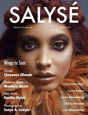 SALYSÉ Magazine | Vol 3:No 43 | October 2017 |