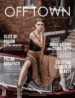 OFF TOWN MAGAZINE #2 VOLUME 3