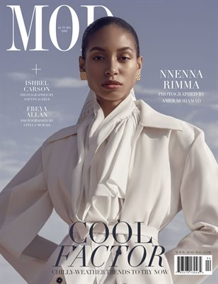 MOD Magazine: Volume 8; Issue 4; AUTUMN 2019 (Cover 2)