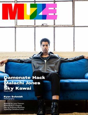 Damonate Hack & Malachi Jones & Sky Kawai
