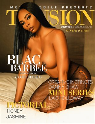 Tension Magazine #4 (Blac Barbee)