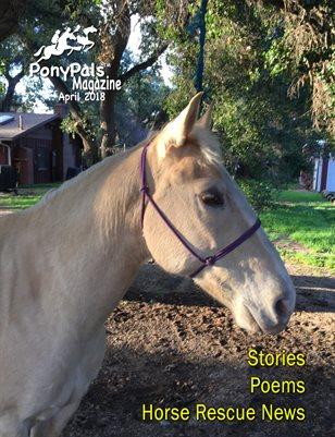 April 2018 Pony Pals Magazine  -- Vol. 7 #11