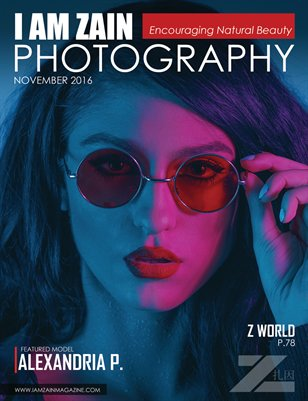 I Am Zain: Photography Issue 35