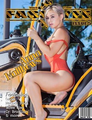 FASS LYFE ISSUE 5 ANNA MATTHEWSSSS