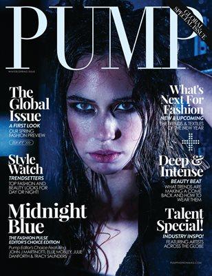 PUMP Magazine | The Global Issue | Vol.3 | Feb. 2021