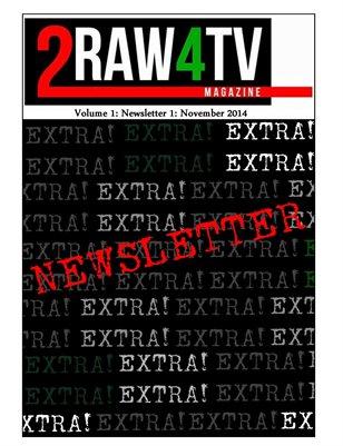 2RAW4TV November 2014