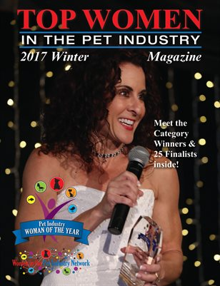 Top Women in the Pet Industry 2017 Winter Winner's Issue