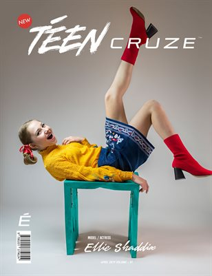 APRIL 2019 Issue (Vol: 01) | TÉENCRUZE Magazine