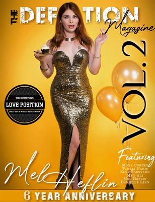 TDM: 6yr Anniversary Mel Heflin Vol.2 Cover1