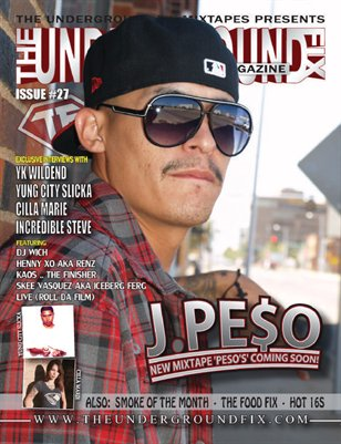 The Underground Fix Magazine Issue #27