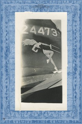 WORLD WAR 2 AIRCRAFT NOSE ART, CARL HAMILTON COLLECTION4