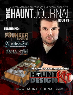 The Haunt Journal: Issue 3
