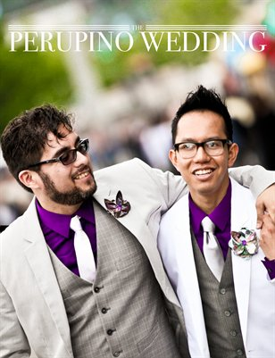 THE PERUPINO WEDDING