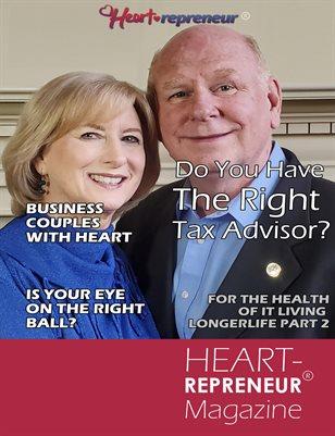 Heartrepreneur Magazine 2020 (April Edition)