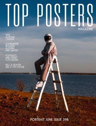 TOP POSTERS MAGAZINE- PORTRAIT JUNE (Vol 398)