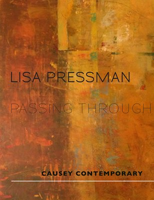 Lisa Pressman - Passing Through
