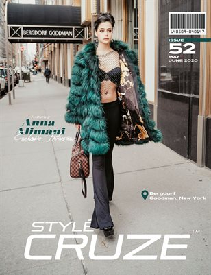 JUNE 2020 Issue (Vol: 52) | STYLÉCRUZE Magazine